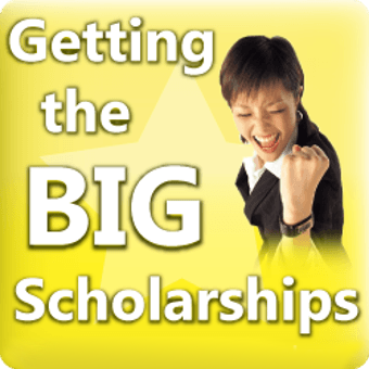 Getting the BIG Scholarships (Online Training)