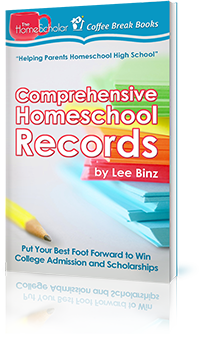 Homeschool Transcript Book