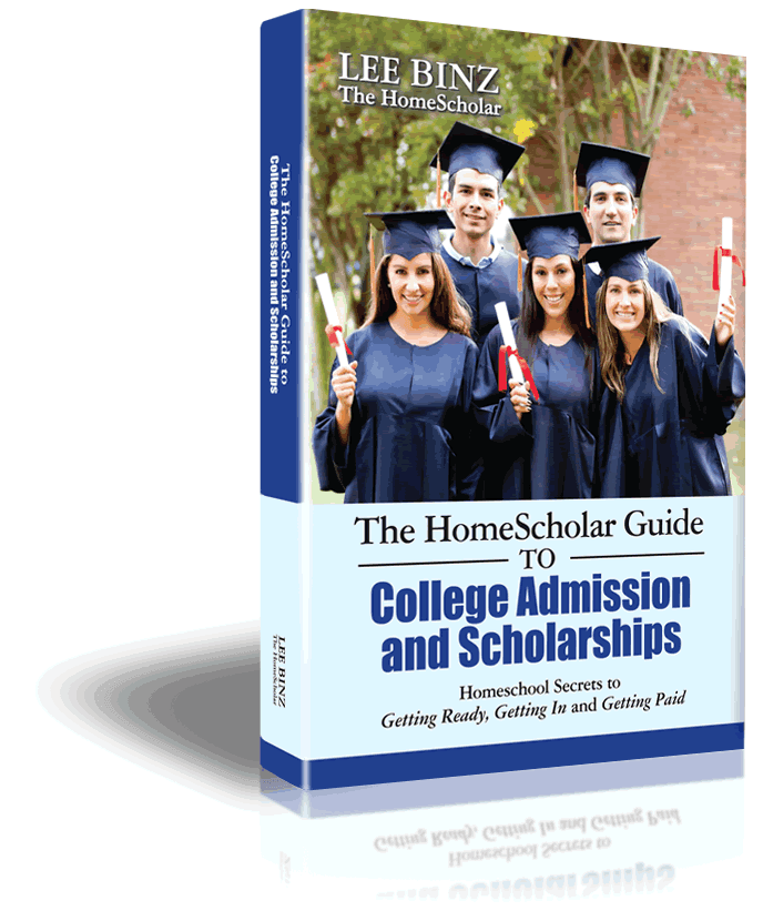 A Homeschooler's Guide to College Admission and Scholarships @TheHomeScholar