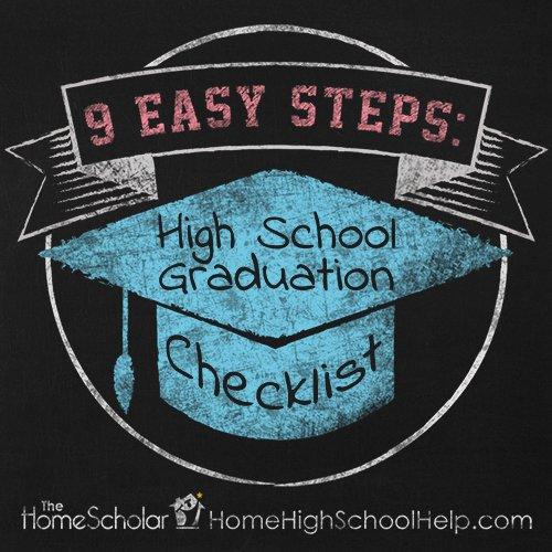9 Steps to High School Graduation