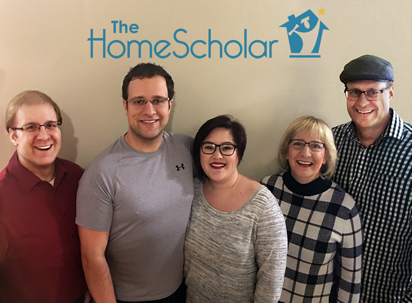 Lee Binz, Helping Parents #Homeschool High School @TheHomeScholar