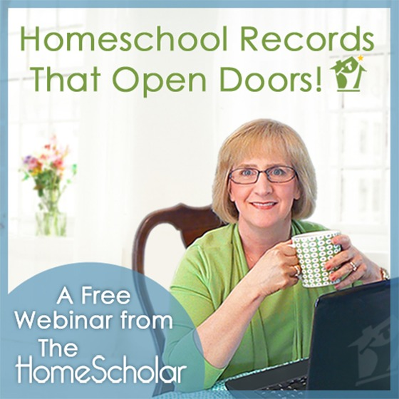 Homeschool Records that Open Doors