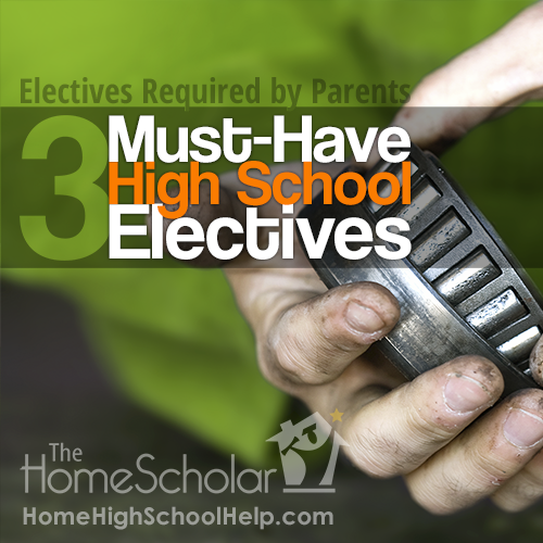 3 Must Have High School Electives