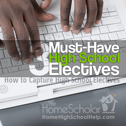 How to Capture High School Electives