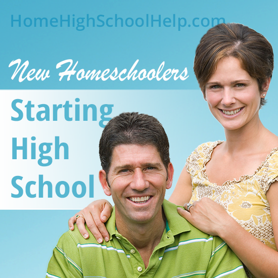 Are you starting to #Homeschool for the first time with children in high school? Where to begin. @TheHomeScholar