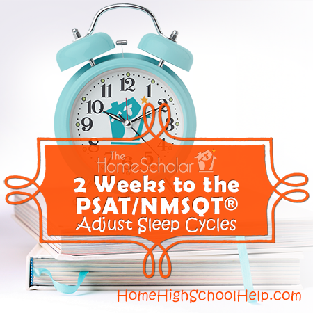 One Simple Step a Day to Prepare for the PSAT #Homeschool @TheHomeScholar