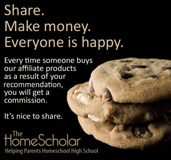 The HomeScholar Affiliate program