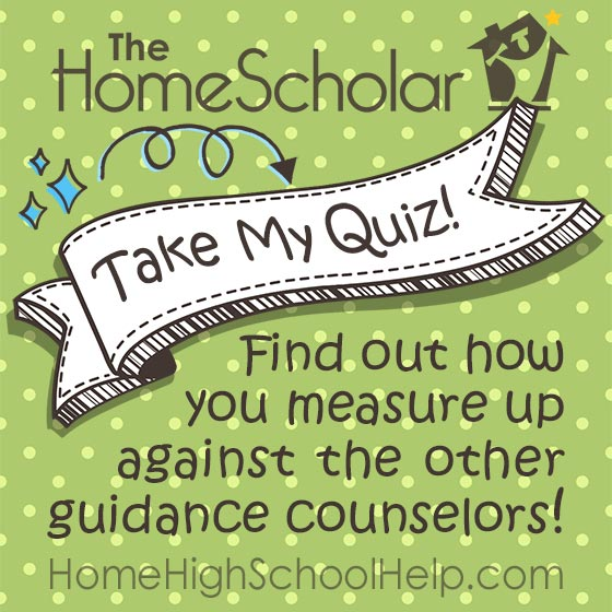The Best #Homeschool High School Guidance Counselor Is YOU! @TheHomeScholar
