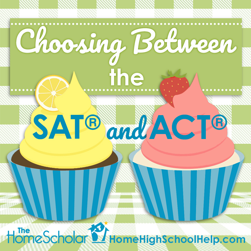 Choosing Between the SAT and ACT