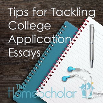 Tips for Tackling College Application Essays