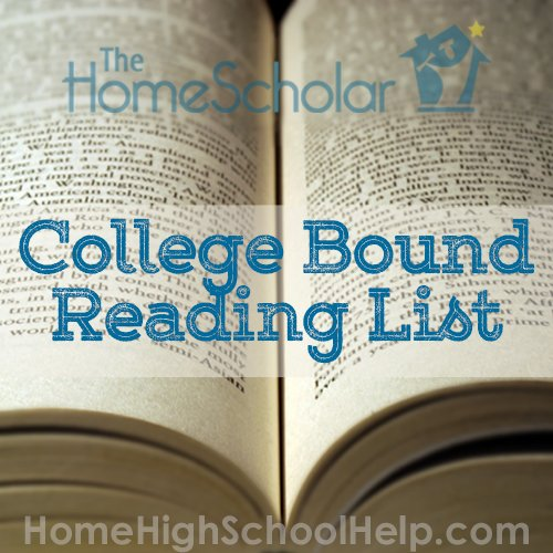 High School Reading List for the College Bound