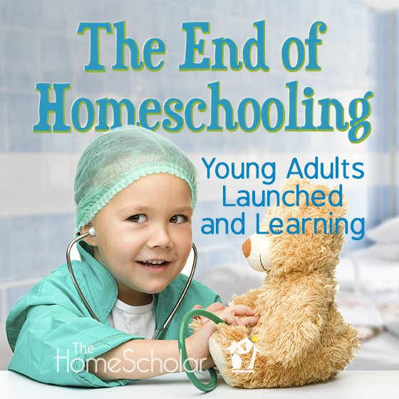 Letting Go When #Homeschooling Ends @TheHomeScholar