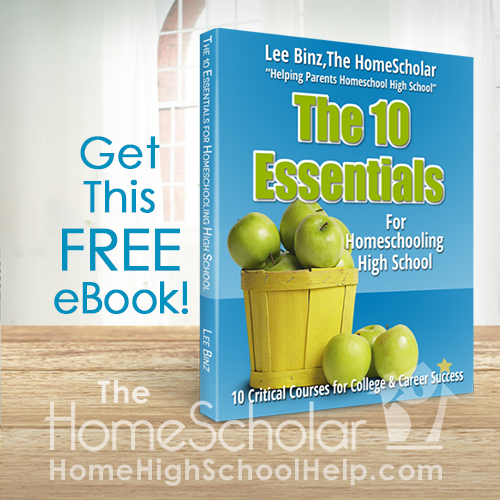 10 Essentials for Homeschooling High School Resource Guide