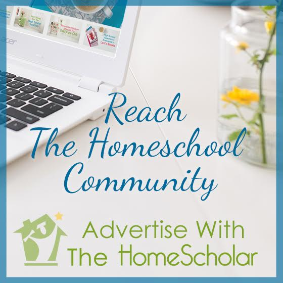 Advertise with The HomeScholar
