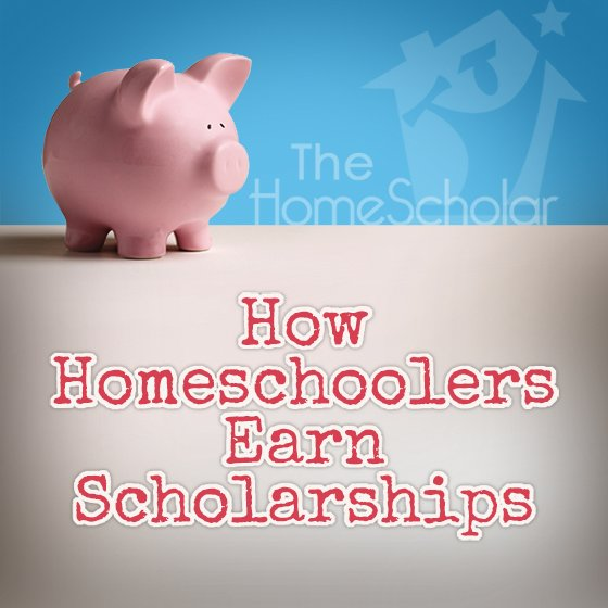 How Homeschoolers Earn Scholarships