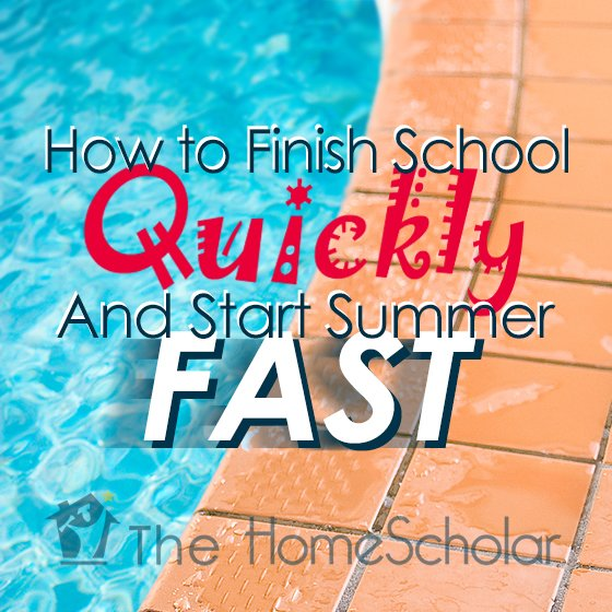 How to Have the Best #Homeschool Summer Ever @TheHomeScholar