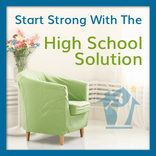 Solution for Homeschooling High School