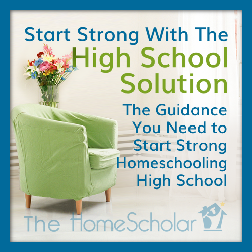 Homeschool High School Solution