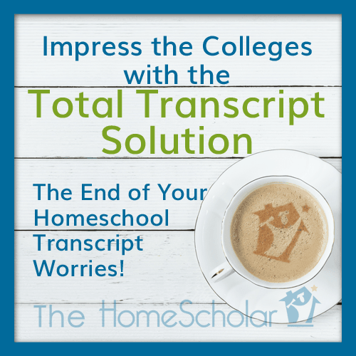 Homeschool Transcript Solution
