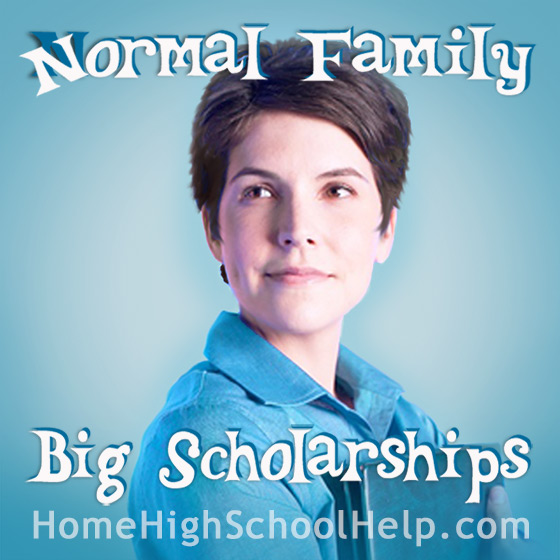 Normal Family and Big Scholarships!