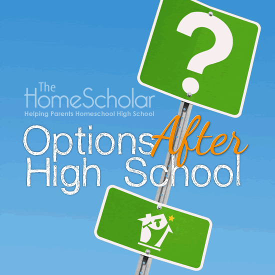 #Homeschool Graduation! What's Next? Options After High School @TheHomeScholar