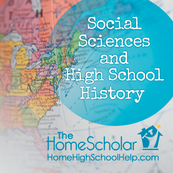 What is the Difference Between History and Social Studies? #Homeschool @TheHomeScholar