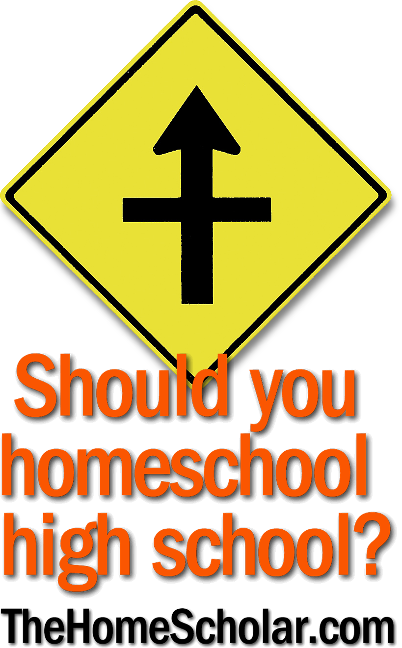 Should you #homeschool high school? If you are Facing the Crossroads, this article will help @TheHomeScholar