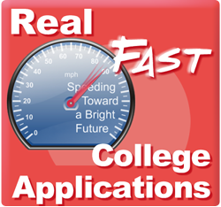 Real Fast College Applications (Online Training)