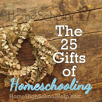 homeschooling is a gift, why homeschool, does homeschooling work